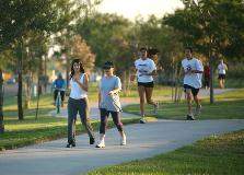 McAllen Running Trails